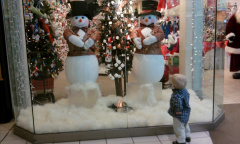 Waylon and the Snowmen