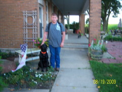 Ross's First Day of High School at Morto