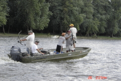 IL River Asian Carp Tournment - Henry