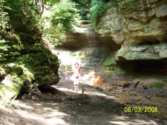 Summer Vacation Snapshots- Starved Rock