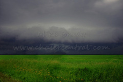 Sweet Shelf Cloud