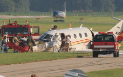 Jack Roush Plane Crash