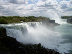 Trip to Niagara Falls and Vermont