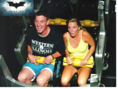 Batman Ride at Great America