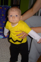 Baby Charlie Brown