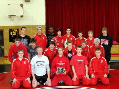 deemack wrestling great season