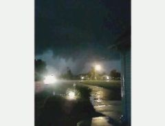 washington/metamora tornado