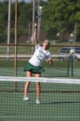 Richwoods Girls Tennis vs. Peoria High