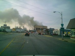 Feaster's Fire in Canton, IL
