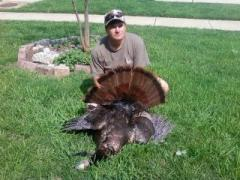 First turkey of the season