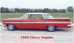 Our1959 Chevy Impala