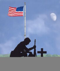 MEMORIAL DAY - NEVER FORGET OUR SOLDIERS