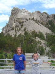 The Nafziger's Trip to South Dakota