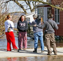 ABC INTERVIEWS FLOOD VICTIMS