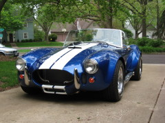 1967 SC 427 Cobra Coolest Cars