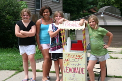 Ice Cold Lemonade For Sale