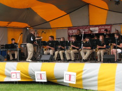 WCHS Jazz Group Opens Wash Cherry Fest