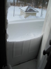 Highlights from the 2/1/11 Snowstorm!