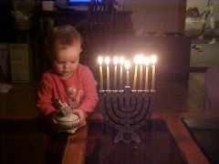 Lauren's Hanukkah to Remember