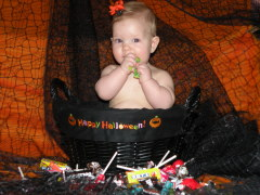 Bailey's 1st Halloween