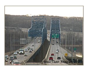 The bridges to Peoria......