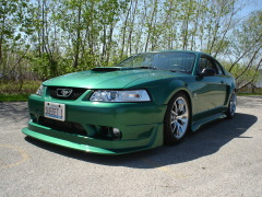 2000 Ford Mustang Supercharged GT