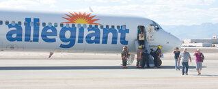Allegiant Emergency Evacuation