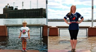 20 years between floods-1993 & 2013