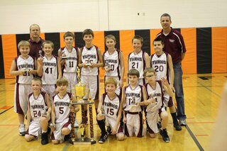 Tremont Turks Win IB Tournament