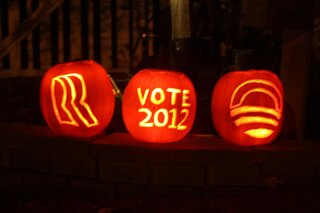 Political Pumpkins