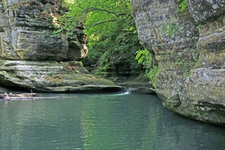 Illinois Canyon at Starved Rock