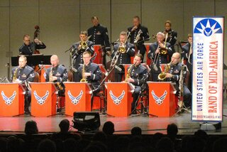 U.S. AIR FORCE JAZZ ENSEMBLE