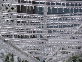 Ice Storm Hits Lacon