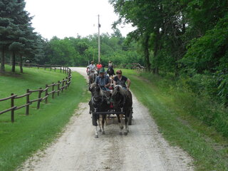 Wagon Train Ride June14 2013