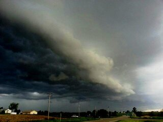 Photogenic Shelf Cloud
