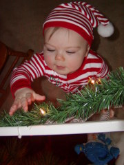 Walker's 1st Christmas