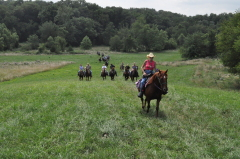 Spoon River Trailride
