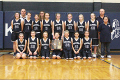 Fieldcrest Lady Knights 7th Grade