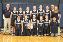 IESA 8-3A Girls Basketball Sectional
