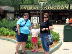 Trip to Animal Kingdom