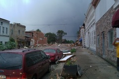 First Hand Pictures Of Tornado Damage