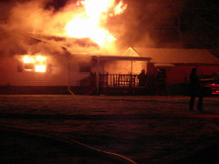Farmington House Fire Friday Night