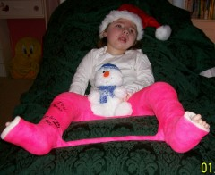 All I want for Christams is my casts off!!