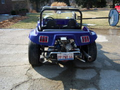 1966 VW DUNEBUGGY