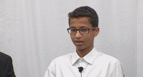 Family Of Ahmed Mohamed, Muslim Teen Arrested Over Clock, Files Lawsuit