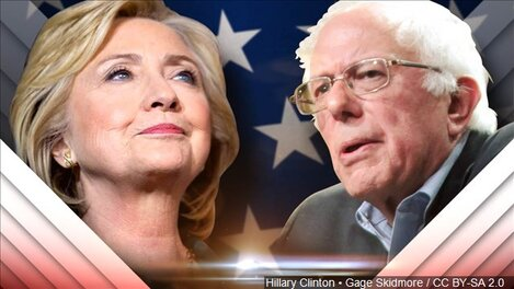 Clinton, Sanders face off in final debate before SC primary