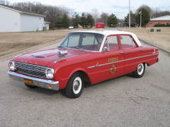 1963 Ford Falcon Fire Chief