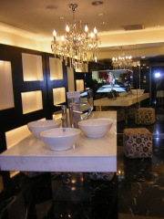 Taipei's Most Luxurious Public Bathroom