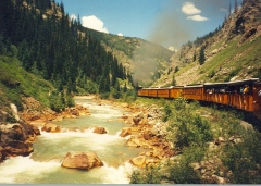 I've Been Everywhere-Silverton Train, Durango CO