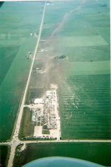 Tornado That Leveled Parsons 2004